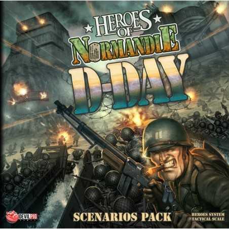 Heroes of Normandie: D-DAY Scenarios Pack