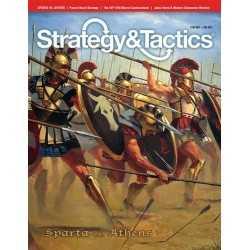 Strategy & Tactics 286 Sparta versus Athens