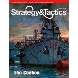 Strategy & Tactics 287 Goeben