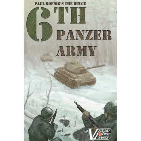 Paul Koenig's The Bulge: 6th Panzer Army