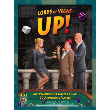 Lords of Vegas: UP