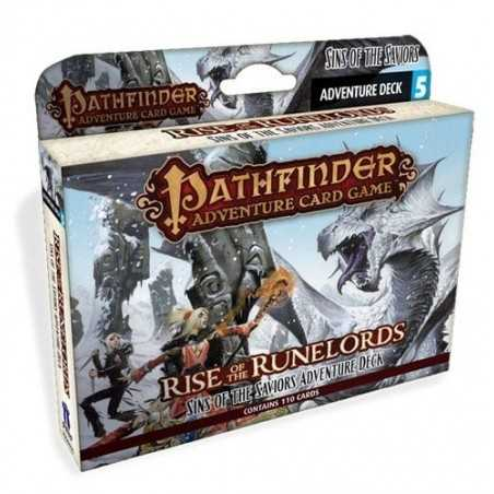 Pathfinder Sins of the Saviors Deck