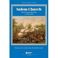 Salem Church: East of Chancellorsville