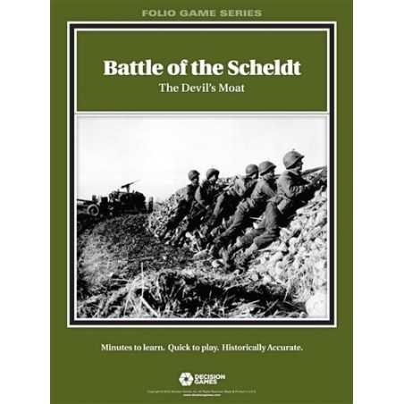 Battle of the Scheldt: The Devil's Moat