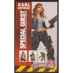 Zombicide Special Guest: Karl Kopinsky