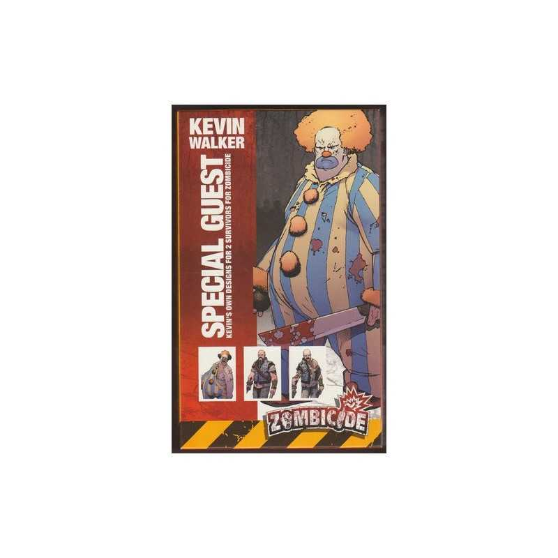 Zombicide Special Guest: Special Guest: Kevin Walker