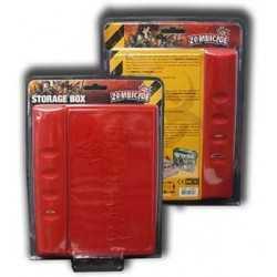 Zombicide Storage Box: roja
