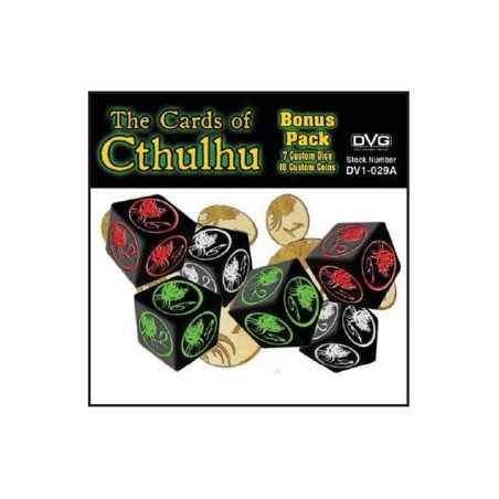The Cards of Cthulhu Bonus Pack