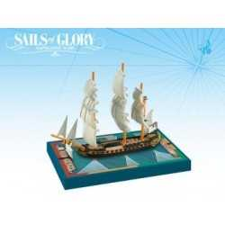 Carmagnole 1793 French Frigate Sails of Glory