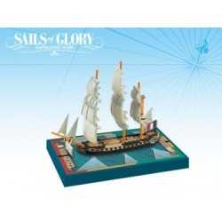 Proserpine 1785 French Frigate Sails of Glory