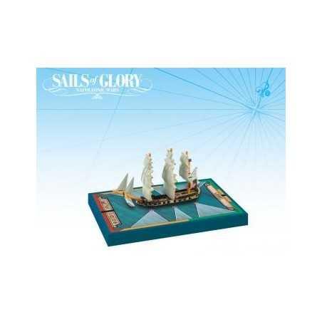 Thorn 1779 American Ship Sloop Ship Sails of Glory