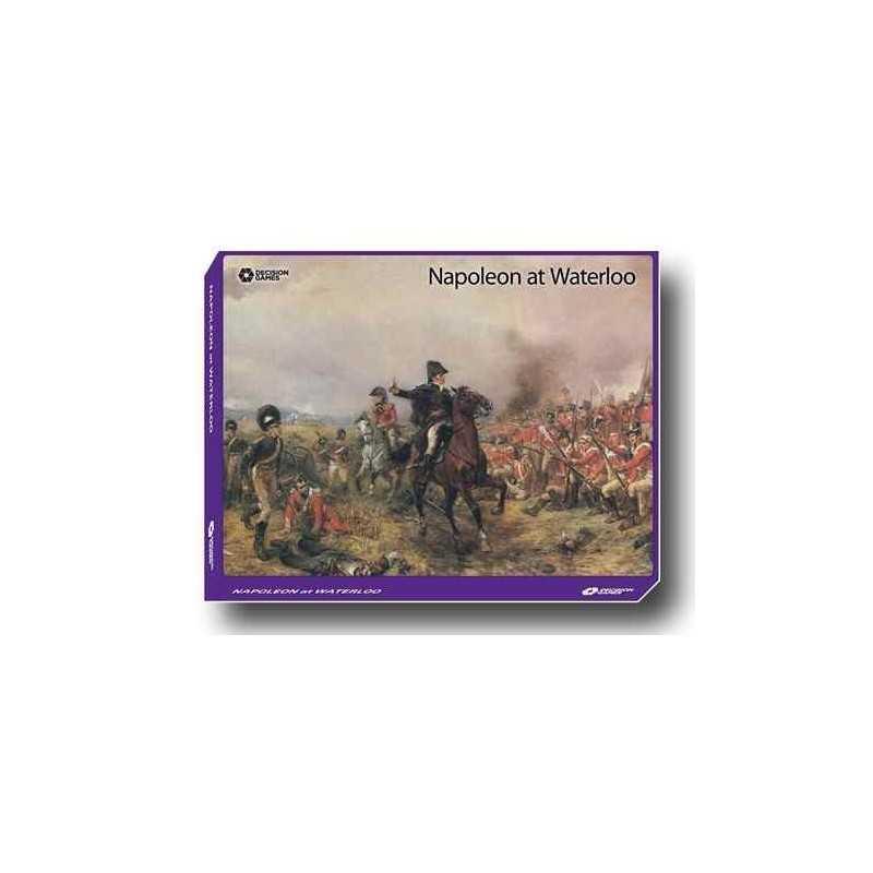 Napoleon at Waterloo