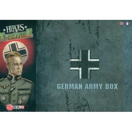 Heroes of Normandie: German Army Box