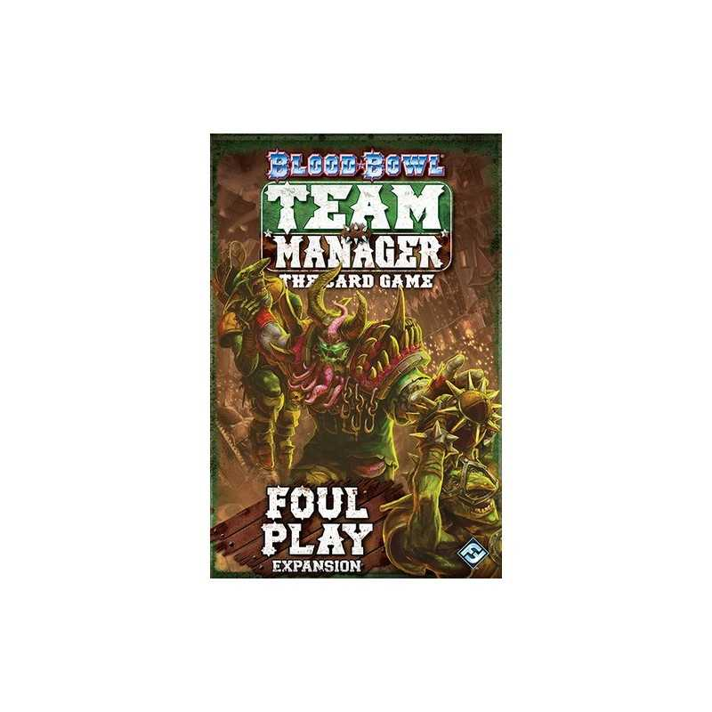 Foul Play: Blood Bowl Team Manager (English)