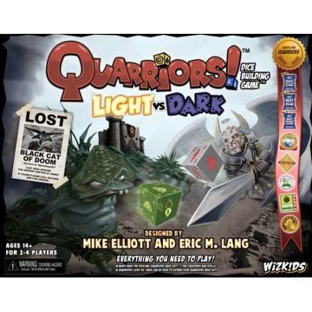 Quarriors Light vs Dark