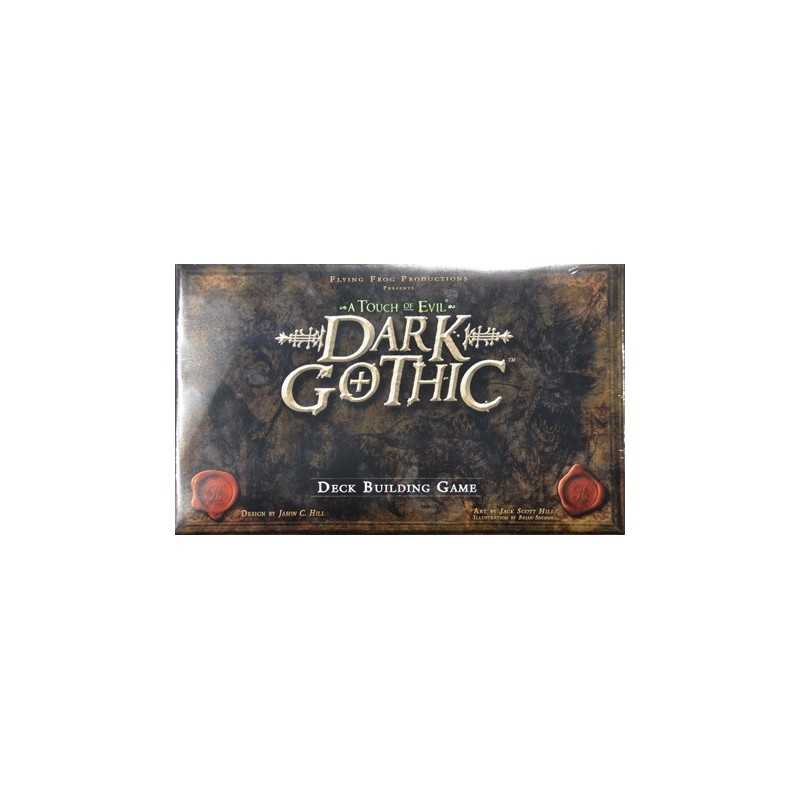 A Touch of Evil: Dark Gothic