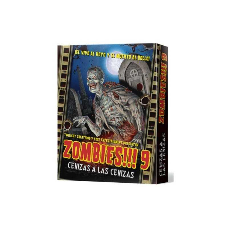 Zombies 9 Cenizas a las cenizas