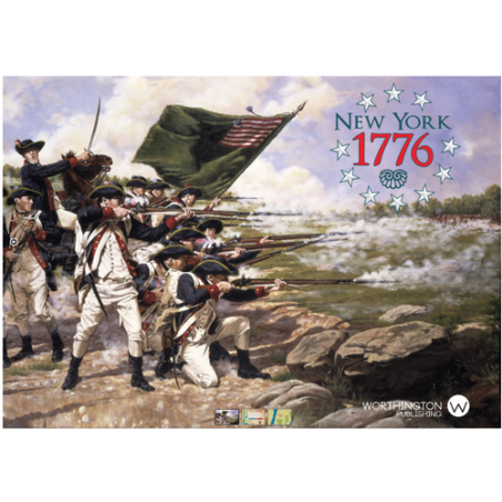 New York 1776 Remastered
