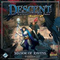 Descent: Manor of Ravens