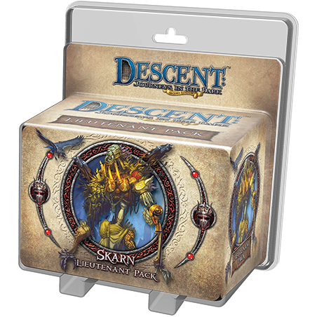 Skarn: Descent Lieutenant Pack