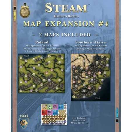 Steam Rails to Riches Map Expansion 4