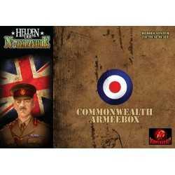 Heroes of Normandie Commonwealth Army Box