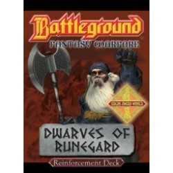 Battleground Fantasy Warfare: Dwarves of Runegard Reinforcements