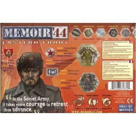 Memoir '44 Eastern Front Exp