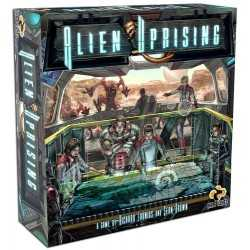 Alien Uprising + PROMO board