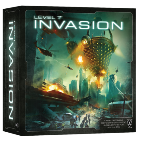 Invasion Level 7