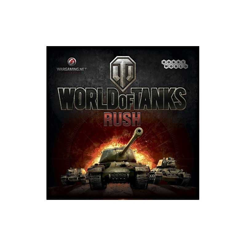 World of Tanks: Rush + Promo