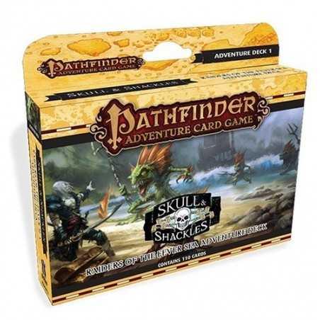 Raiders of the Fever Sea Pathfinder Skull & Shackles