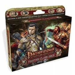 Pathfinder Fighter Class Deck