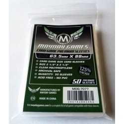 Fundas Premium MAYDAY (Green) estandard (63.5x88mm)