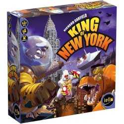 King of New York (English)