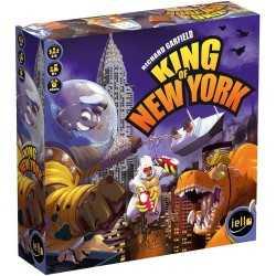 King of New York (English)