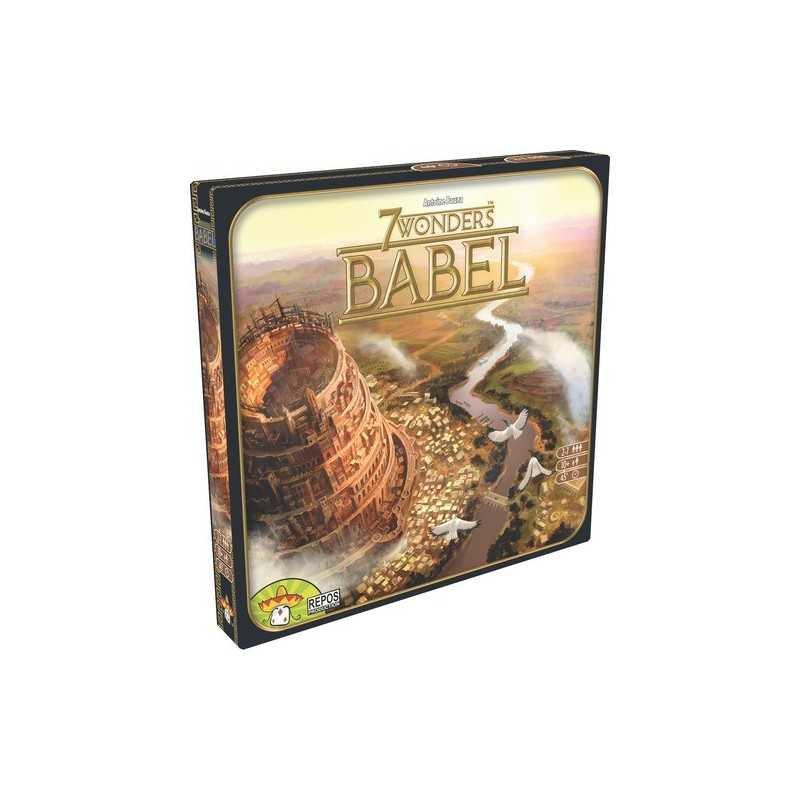 7 Wonders BABEL