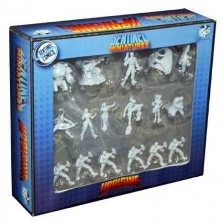 Sentinel Miniatures: Uprising