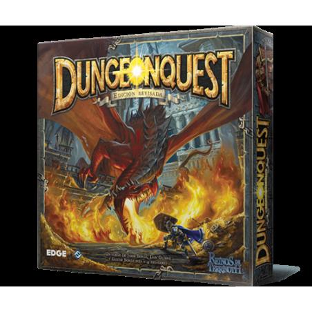 Dungeonquest Edicion Revisada