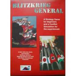 Blitzkrieg General 2nd Ed