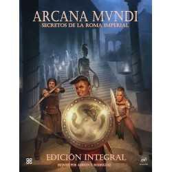 Arcana Mvndi: Edicion Integral