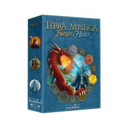 Terra Mystica Fuego y Hielo