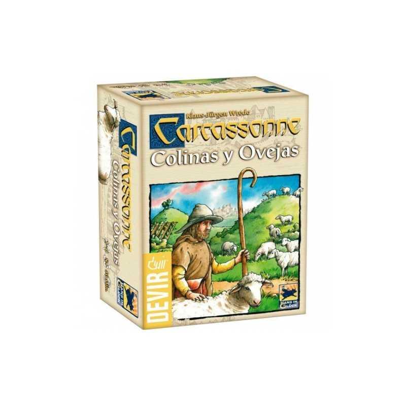 Carcassonne Colinas y Ovejas