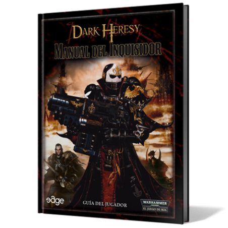 Dark Heresy El Manual del Inquisidor