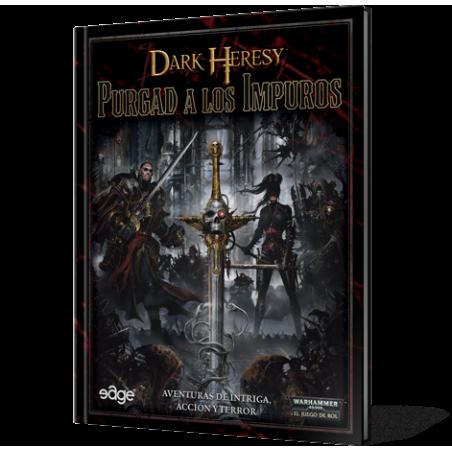 Dark Heresy Purgad a los Impuros