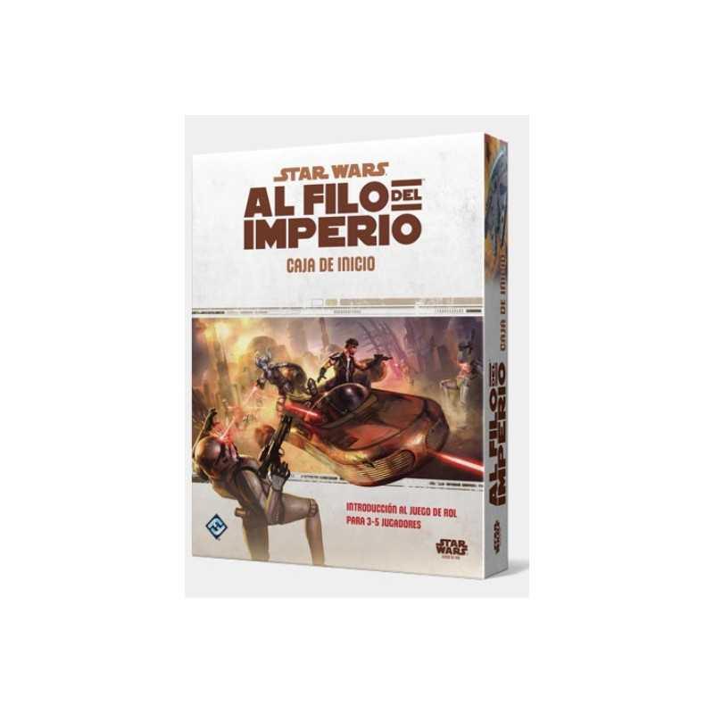 Star Wars Al Filo del Imperio Caja de inicio