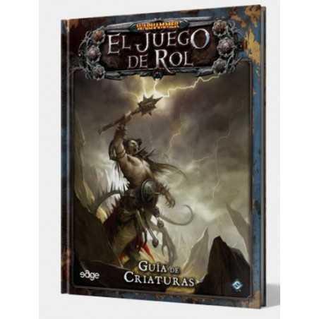 Guia de Criaturas Warhammer El juego de rol