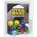 Set de dados Star Wars El juego de Rol