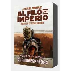 Star Wars Pistolero a sueldo Guardaespaldas