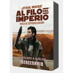 Star Wars Pistolero a sueldo Mercenario
